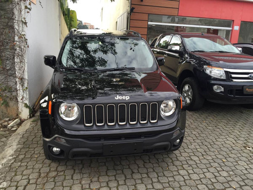 jeep renegade longitude a diesel okm a pronta entrega