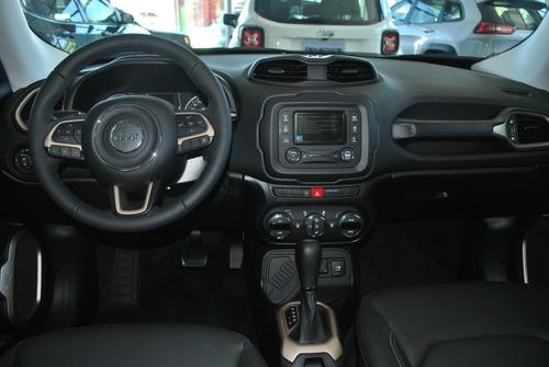 jeep renegade longitude at 0km 2020 financia 60 cuotas fijas