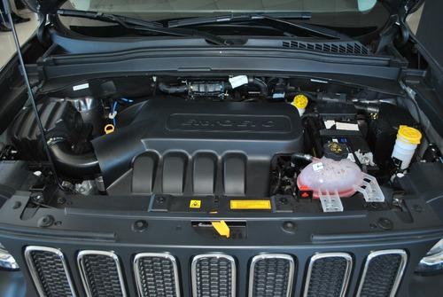 jeep renegade longitude at  0km 2020 tasa 0%