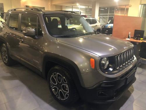 jeep renegade  longitude at 1.8  4x2