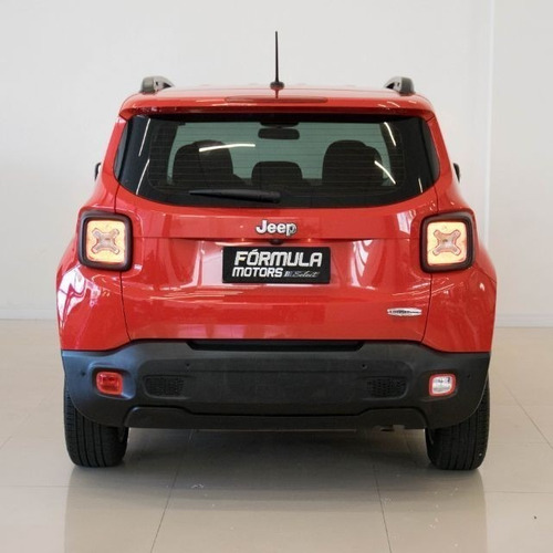 jeep renegade longitude at