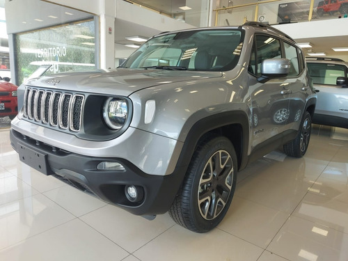 jeep renegade longitude at6 2021