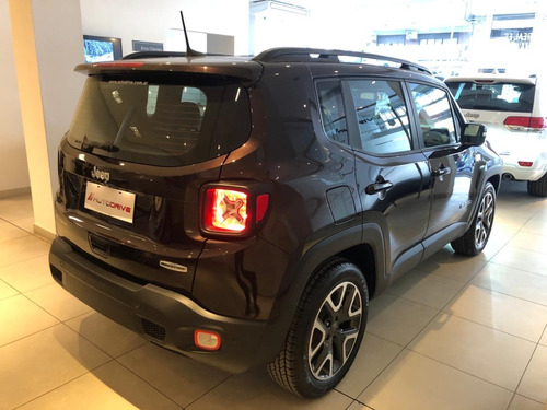 jeep renegade longitude at6 (financie a traves de jeep plan)