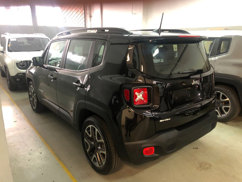 jeep renegade longitude at6 linea nueva bonificacion 0km