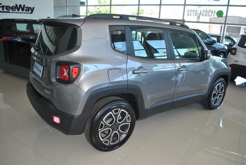 jeep renegade longitude automatica  0km 2020 venta on line