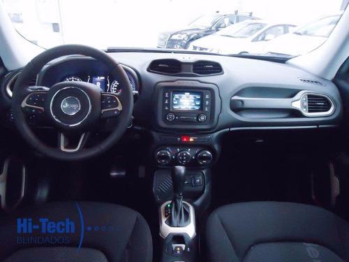 jeep renegade longitude blindado nível 3 a 2018