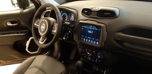 jeep renegade longitude financie el 70%  ( tasa 0%)