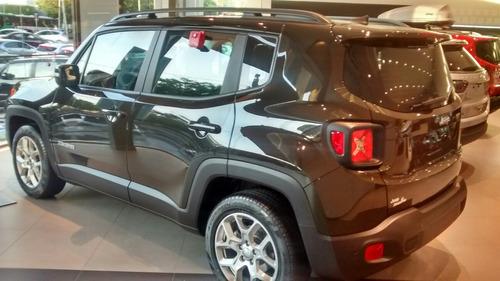 jeep renegade  longitude flex 1.8 2019
