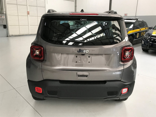 jeep renegade longitude flex 2020 - blindado