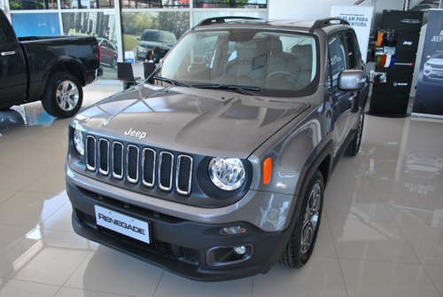 jeep renegade longitude full  0 km