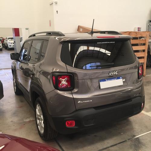 jeep renegade modelo 2019