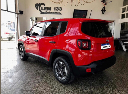 jeep renegade nafta mt sport full-full excelente, anticipo $