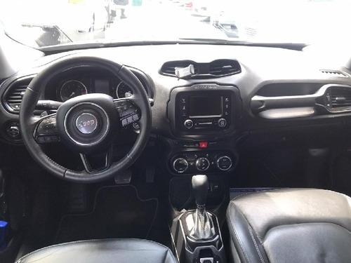 jeep renegade  night eagle 1.8 flex automático