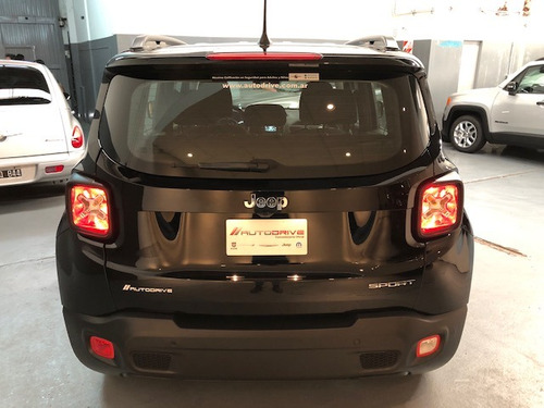 jeep renegade patenta 2020 y abonalo en cuotas sin interés
