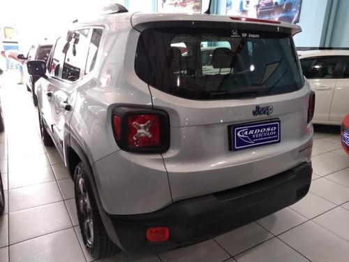 jeep renegade renegade sport 1.8 4x4 flex 16v aut.