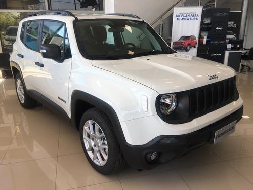 jeep renegade spor automatica  blanca