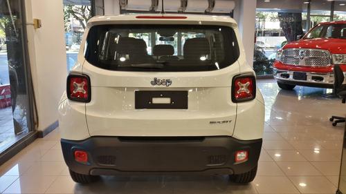 jeep renegade sport 0km entrega inmediata! linea nueva