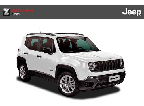 jeep renegade sport 1.8 | 0km 2020 | zucchino motors