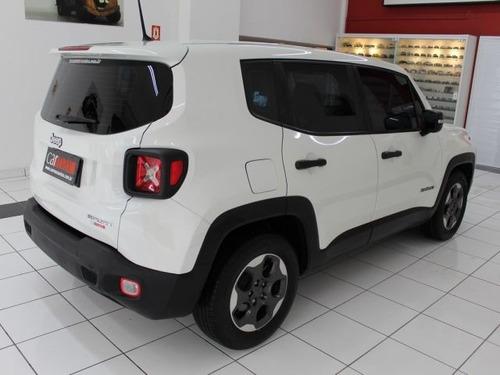 jeep renegade sport 1.8 16v flex, fiw6983
