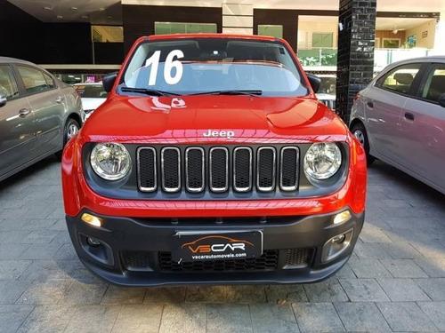 jeep renegade sport 1.8 16v flex, kwv7378