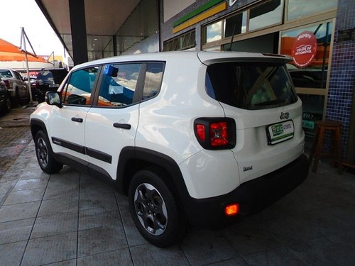 jeep renegade sport 1.8 16v flex, pah3170