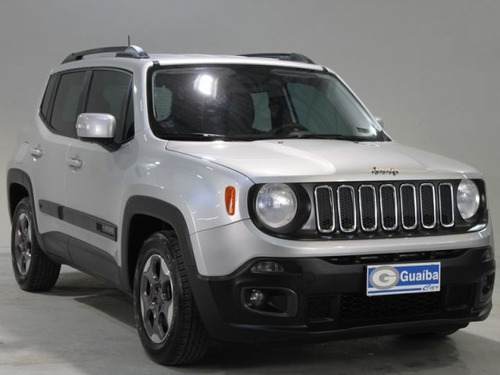 jeep renegade sport 1.8 16v flex, qhf9649