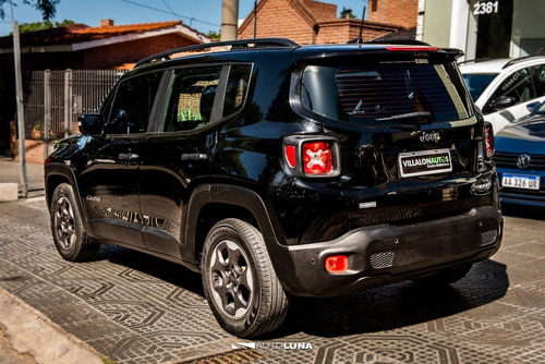 jeep renegade sport 1.8 2017  0km