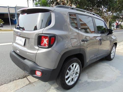 jeep renegade sport 1.8 2019/2019 flex 4p aut.