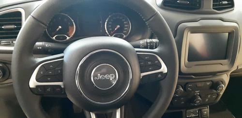 jeep renegade sport 1.8 2020 financiada