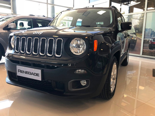 jeep renegade sport 1.8 4x2 manual 0km anticipo y cuotas