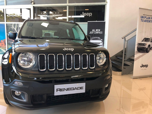 jeep renegade sport 1.8 4x2 manual 2018 nueva 0km 2018