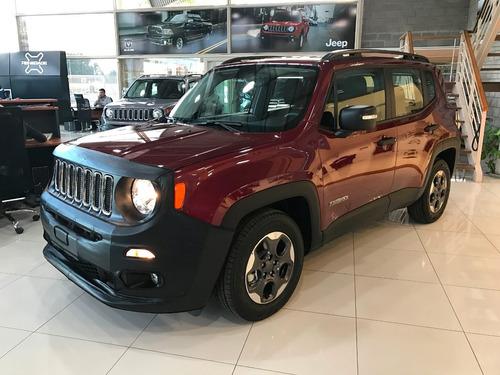 jeep renegade sport 1.8 5p manual isofix suv 2018 plan