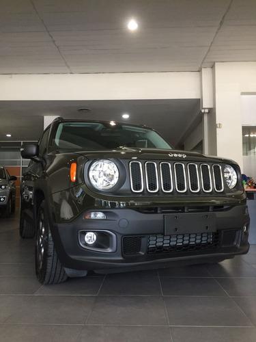 jeep renegade sport 1.8 5p manual stock
