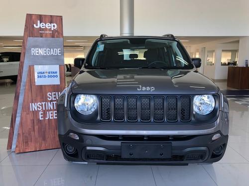 jeep renegade sport 1.8 at 0km