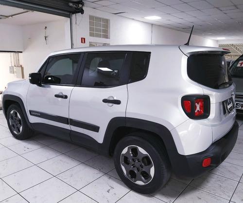 jeep renegade sport 1.8 (aut) (flex) 2016