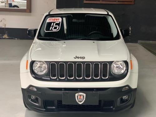jeep renegade  sport 1.8 (aut) (flex) flex automático