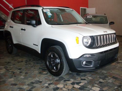jeep renegade sport 1.8 autom 0km17/18 sem placas