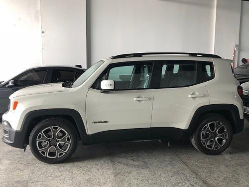 jeep renegade sport 1.8 automática 4x2 flex