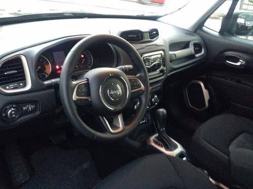 jeep renegade sport 1.8 automatica flex 18/18 0km rosati