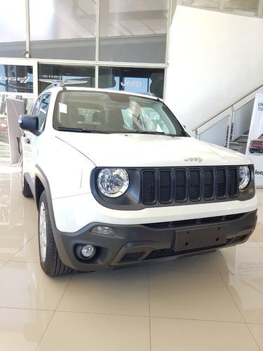 jeep renegade sport 1.8 automatico 0km ventas on line