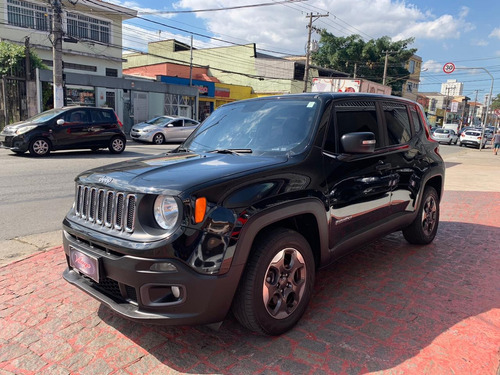 jeep renegade sport 1.8 (flex) 2015 2016 zero de entrada