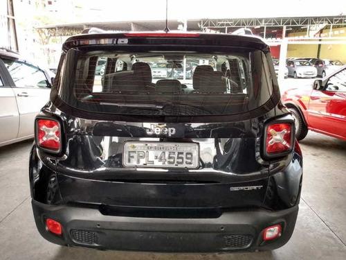 jeep  renegade sport 1.8 flex aut 2016