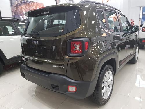 jeep renegade sport 1.8 l mt5 (ka)