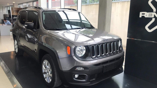 jeep renegade sport 1.8 mt