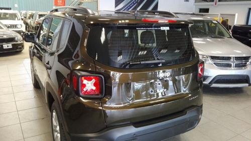 jeep renegade sport 1.8 mt sport 0km 2018 manual 4x2