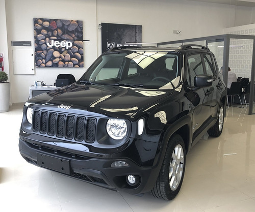 jeep renegade sport 1.8 mt5