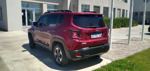jeep renegade sport 1.8 plus