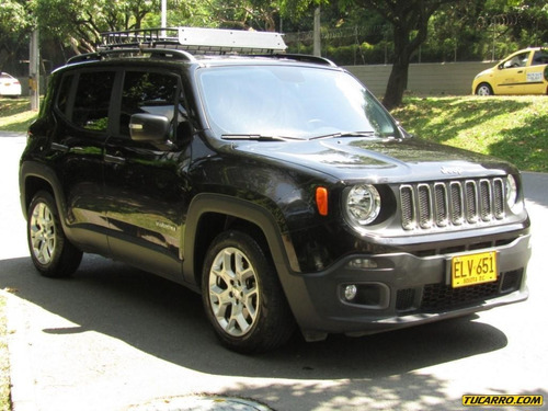 jeep renegade sport 1800 cc at