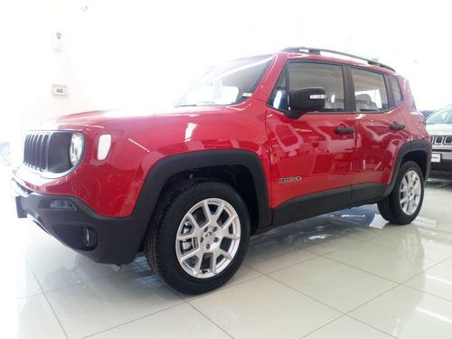 jeep renegade sport 1.8l at6 fwd my19 - ¡cotizá ahora mismo!