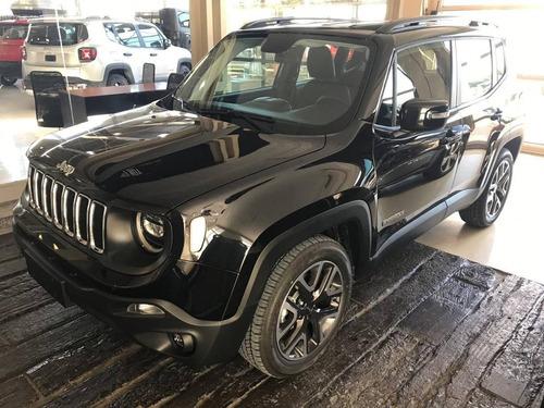 jeep renegade sport 1.8l at6  - no pierdas más tiempo